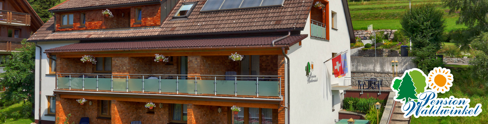 Pension Waldwinkel - Your home in the Black Forest